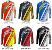 JERSEY ALPINESTARS RACER SUPERMATIC