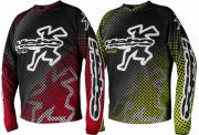 CAMISA TRIAL HEBO PRO 16