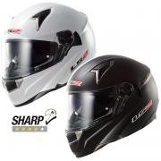 CAPACETE LS2 FF396 FT2 SINGLE MONO