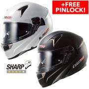 CASQUE LS2 FF396 FT2 SINGLE MONO + PINLOCK