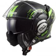 CASQUE MODULABLE LS2 FF399 VALIANT NUCLEUS