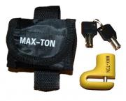 MAX-TON 5mm DISC LOCK