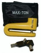 MAX-TON 7mm DISC LOCK