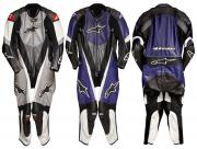 ALPINESTARS S-MOTO LEATHER SUIT 1PC (SUPER MOTARD)