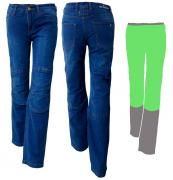 PANTALON OUT KEVLAR JEANS PREMIUM LADY