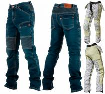 PANTALON TEJANO OVERLAP ROAD SMALT