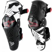 ALPINESTARS SX-1 RED KNEE GUARD