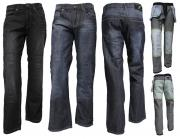 PANTALON OUT TEJANO KEVLAR JEANS 12
