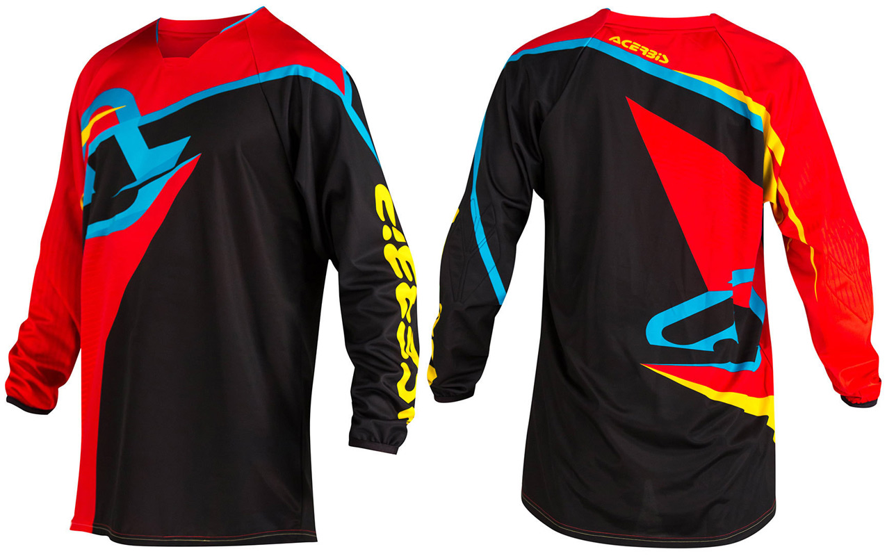PULL-OVER ACERBIS PROFILE MX 2016