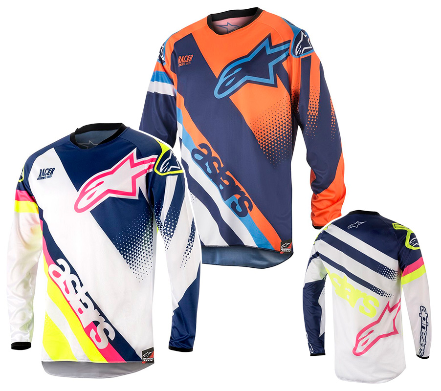 JERSEY ALPINESTARS RACER SUPERMATIC 18