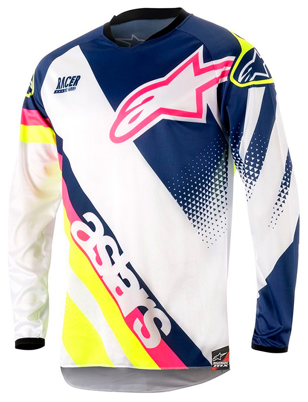 KID JERSEY ALPINESTARS YOUTH RACER SUPERMATIC 18