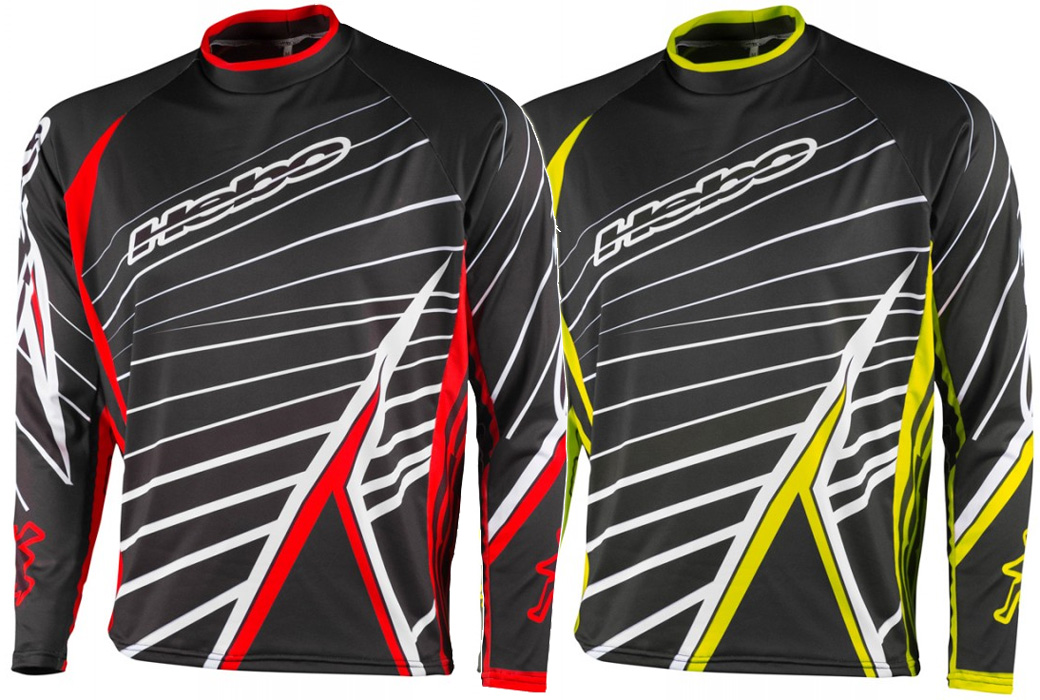 MAILLOT TRIAL HEBO RACE PRO