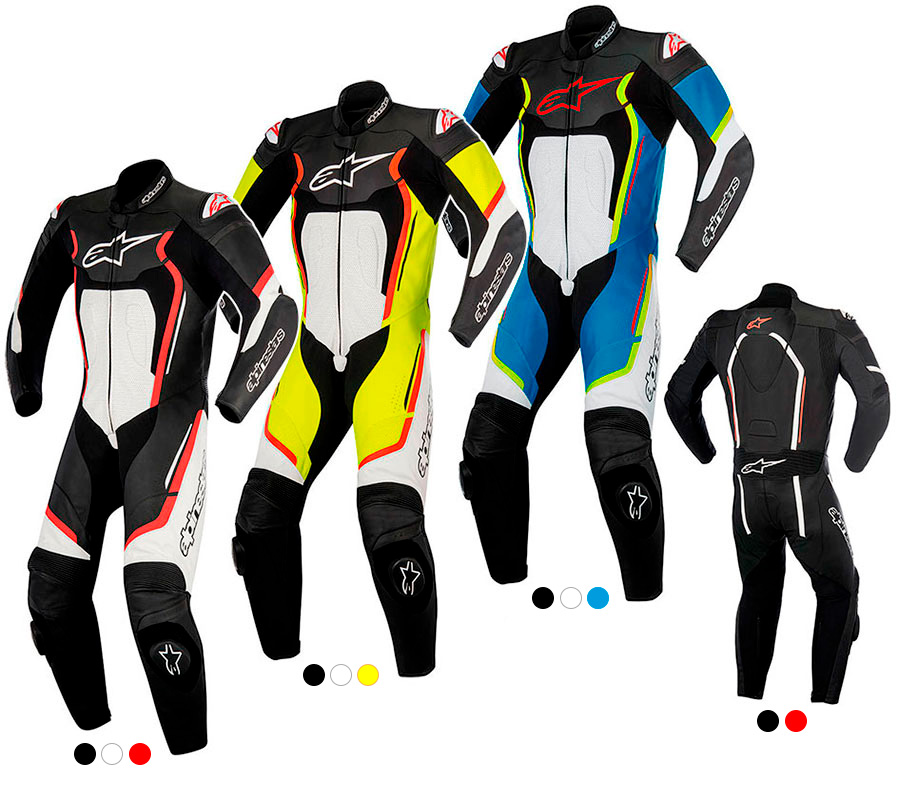 MONO ALPINESTARS MOTEGI V2 1PC