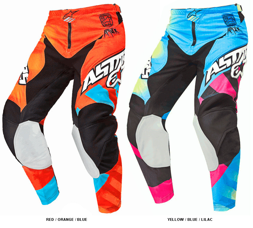 PANTS ALPINESTARS YOUTH RACER BRAAP