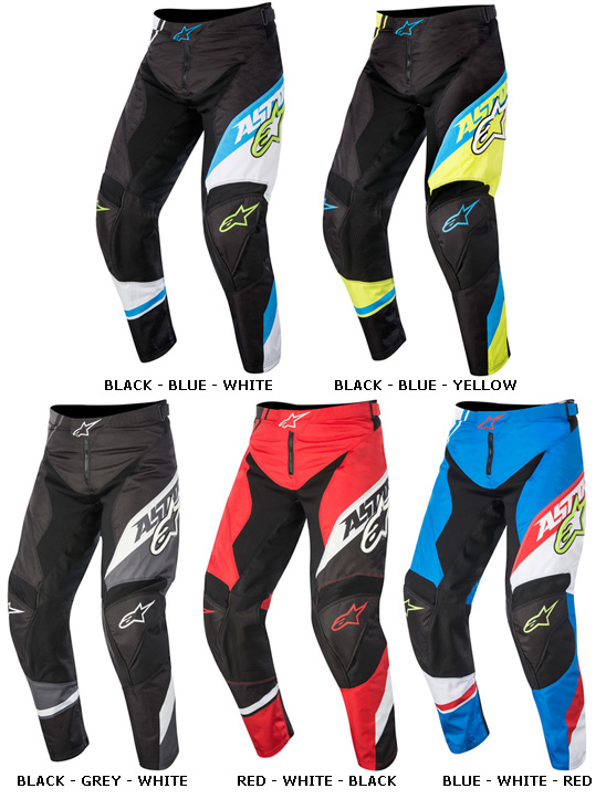 PANTALON ALPINESTARS RACER SUPERMATIC 16