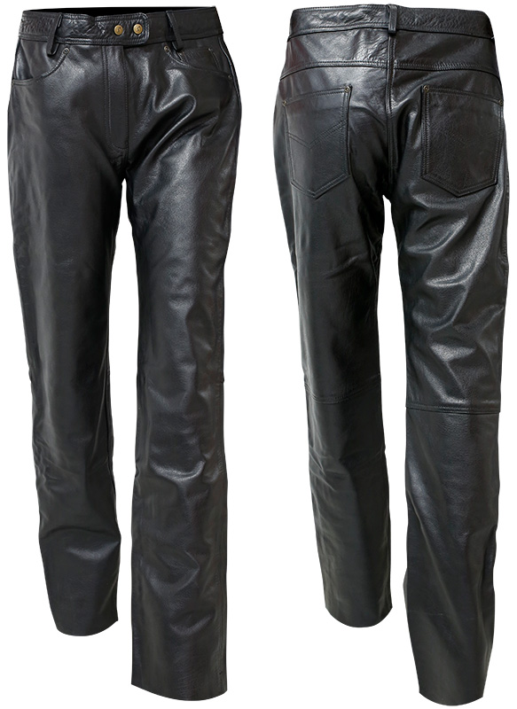 LEATHER PANTS OUT CUSTOM LADY