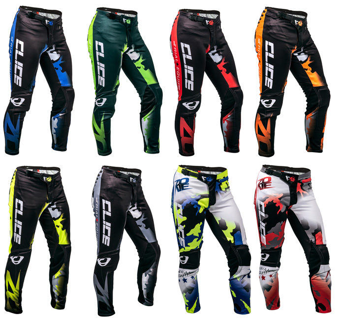 TRIAL PANTS CLICE ZONE 16