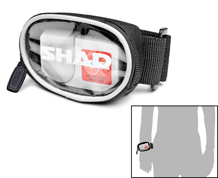 Shad Toll Pass Pouch Sl01 (autopay, Tag)