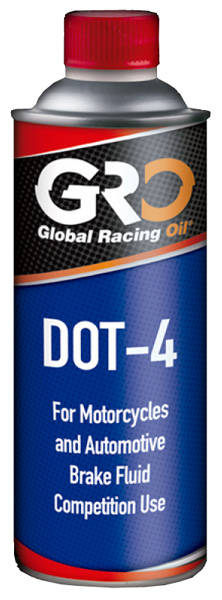 GRO DOT-4 LIQUIDO FRENI