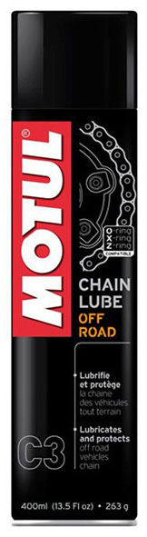 SPRAY MOTUL C3 400ML OFF ROAD - LUBRICANTE CADENA