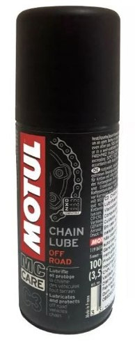 SPRAY MOTUL C3 100ML OFF ROAD - CHAIN LUBRICANT