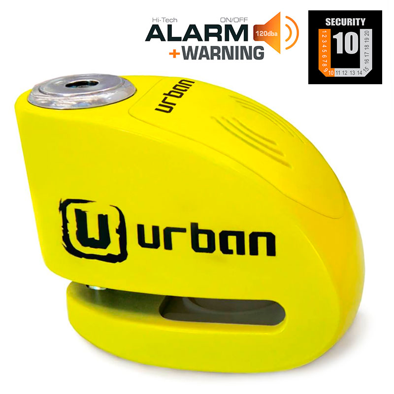 ALLARME URBAN DISKLOCK UR906Y 6mm